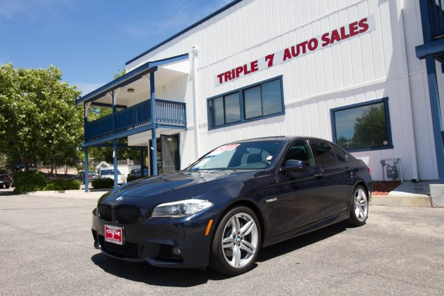 2013 BMW 535i  VIN WBAFR7C54DC828747 69k miles  AMFM CD Player Anti-Theft Sunroof AC Cru
