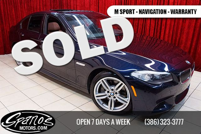 2013 BMW 535i Daytona Beach, FL 0