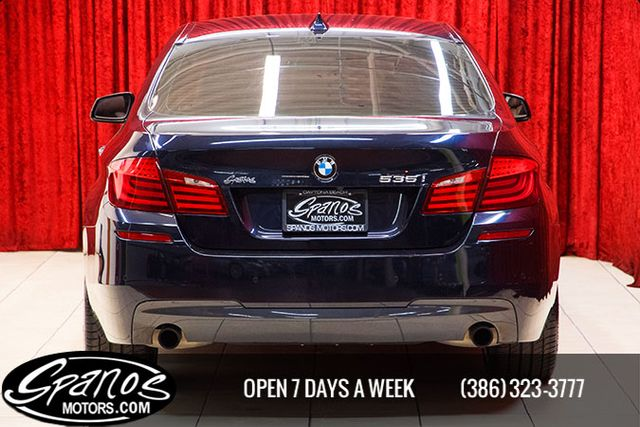 2013 BMW 535i Daytona Beach, FL 4