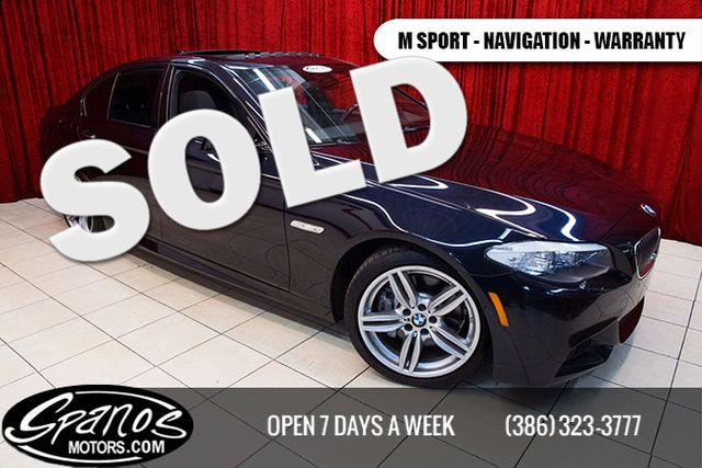 2013 BMW 535i Daytona Beach, FL 0