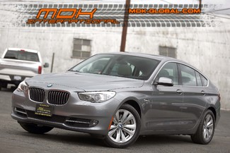 2013 BMW 535i Gran Turismo - Navigation - Head up display in Los Angeles