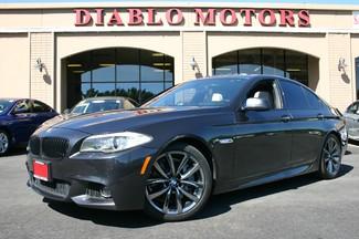 2013 BMW 535i M-Sport Sedan with Premium, Navigation, Technology, Convenience