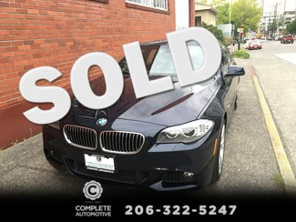 2013 BMW 535i M Sport Technology Premium Packages 1 Owner Heated Seats Heads-Up Display Save $28,691  in Seattle,
