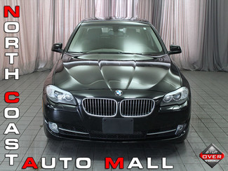2013 BMW 535i xDrive PREMIUM COLD WEATHER TECHNOLOGY PACKAGE REAR VI... in Akron, OH