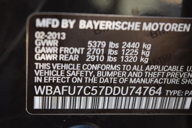 2013 BMW 535i xDrive 4dr Sdn 535i xDrive AWD Richmond Hill, New York 35