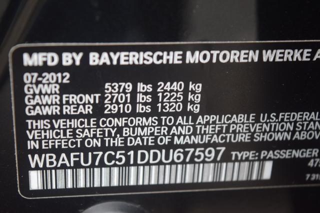 2013 BMW 535i xDrive 4dr Sdn 535i xDrive AWD Richmond Hill, New York 23