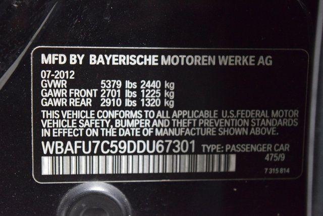 2013 BMW 535i xDrive 535i xDrive Richmond Hill, New York 34