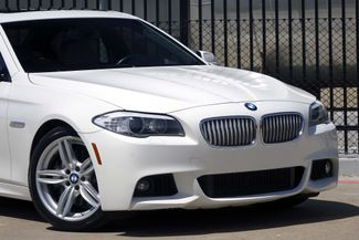 2013 BMW 550i M-SPORT * Executive Pkg * LUX SEATING * Heads-Up Plano, Texas 20