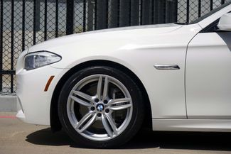 2013 BMW 550i M-SPORT * Executive Pkg * LUX SEATING * Heads-Up Plano, Texas 30