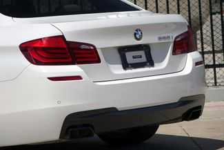 2013 BMW 550i M-SPORT * Executive Pkg * LUX SEATING * Heads-Up Plano, Texas 27