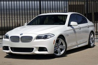2013 BMW 550i M-SPORT * Executive Pkg * LUX SEATING * Heads-Up Plano, Texas 1