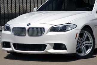 2013 BMW 550i M-SPORT * Executive Pkg * LUX SEATING * Heads-Up Plano, Texas 21