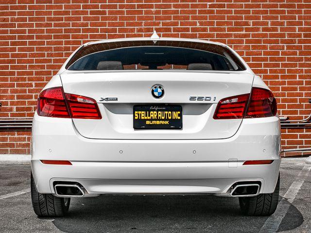 2013 BMW 550i xDrive Burbank, CA 3
