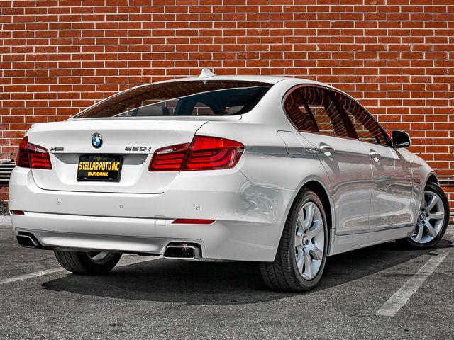 2013 BMW 550i xDrive Burbank, CA 6