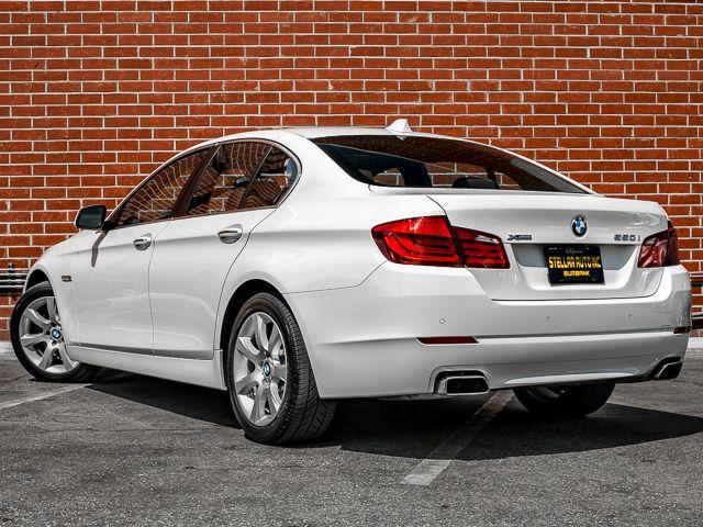 2013 BMW 550i xDrive Burbank, CA 7