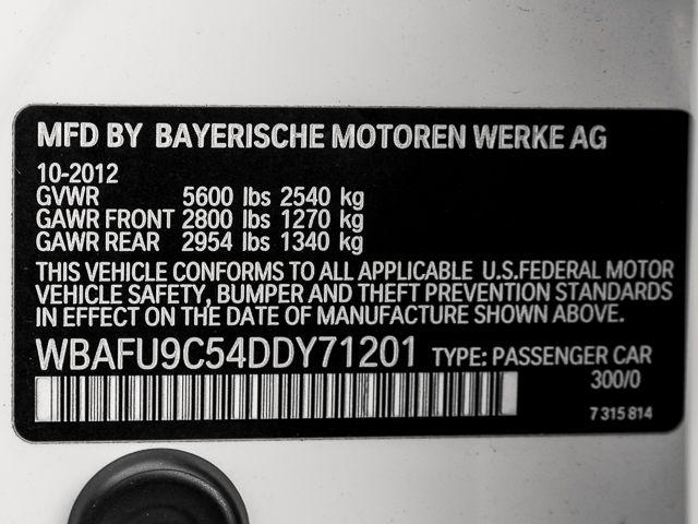 2013 BMW 550i xDrive Burbank, CA 33