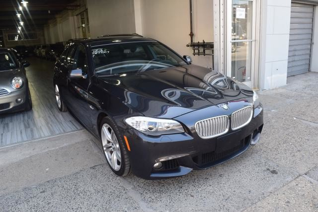 2013 BMW 550i xDrive 4dr Sdn 550i xDrive AWD Richmond Hill, New York 1