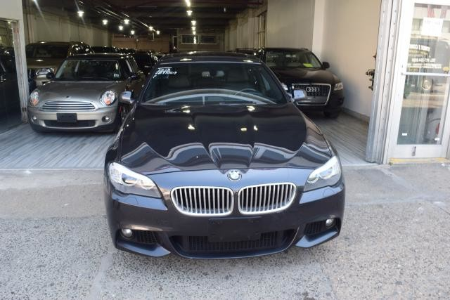 2013 BMW 550i xDrive 4dr Sdn 550i xDrive AWD Richmond Hill, New York 2