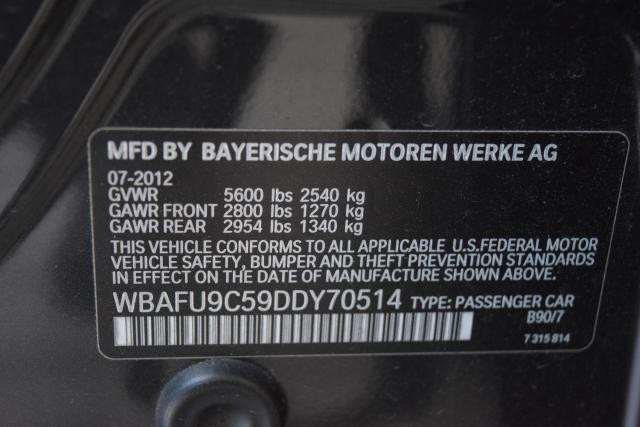 2013 BMW 550i xDrive 4dr Sdn 550i xDrive AWD Richmond Hill, New York 23