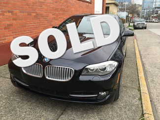 2013 BMW 550i xDrive All Wheel Drive Sport Sedan $25,170 in Factory Options! Save Over $40,289! Stunning! Seattle, Washington