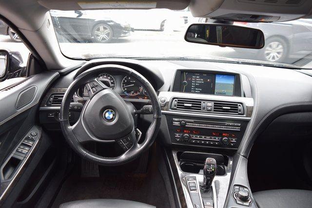 2013 BMW 640i Gran Coupe 4dr Sdn 640i Gran Coupe Richmond Hill, New York 13