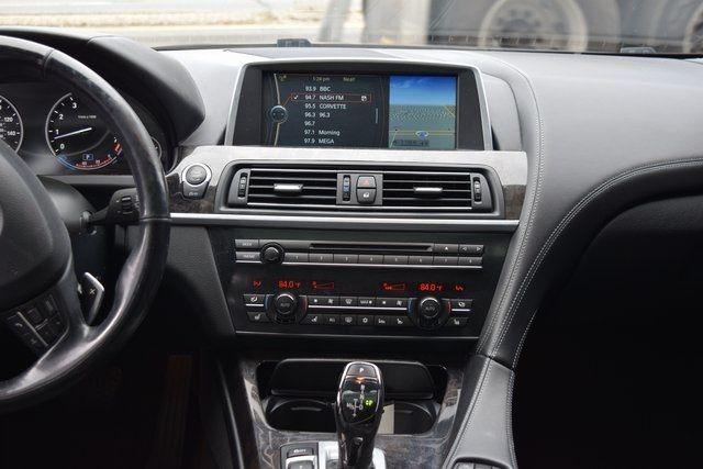 2013 BMW 640i Gran Coupe 4dr Sdn 640i Gran Coupe Richmond Hill, New York 14