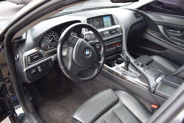 2013 BMW 640i Gran Coupe 4dr Sdn 640i Gran Coupe Richmond Hill, New York 17