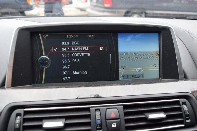 2013 BMW 640i Gran Coupe 4dr Sdn 640i Gran Coupe Richmond Hill, New York 19