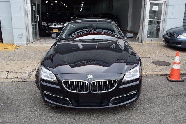 2013 BMW 640i Gran Coupe 4dr Sdn 640i Gran Coupe Richmond Hill, New York 2