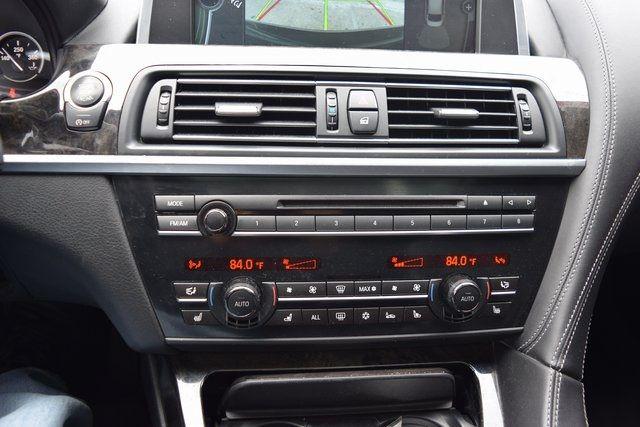 2013 BMW 640i Gran Coupe 4dr Sdn 640i Gran Coupe Richmond Hill, New York 22