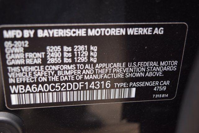2013 BMW 640i Gran Coupe 4dr Sdn 640i Gran Coupe Richmond Hill, New York 24