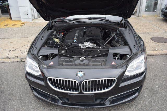2013 BMW 640i Gran Coupe 4dr Sdn 640i Gran Coupe Richmond Hill, New York 3
