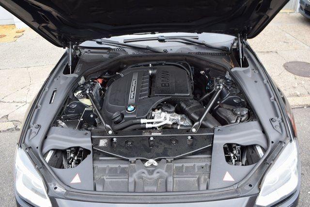2013 BMW 640i Gran Coupe 4dr Sdn 640i Gran Coupe Richmond Hill, New York 4