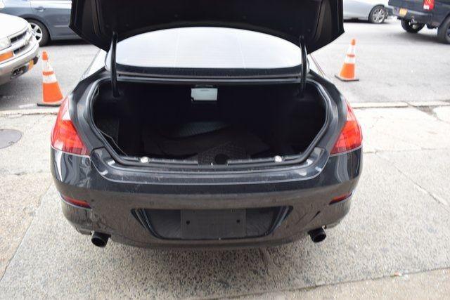 2013 BMW 640i Gran Coupe 4dr Sdn 640i Gran Coupe Richmond Hill, New York 6