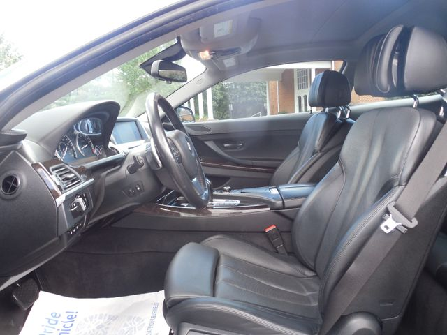 2013 BMW 650i xDrive Leesburg, Virginia 17