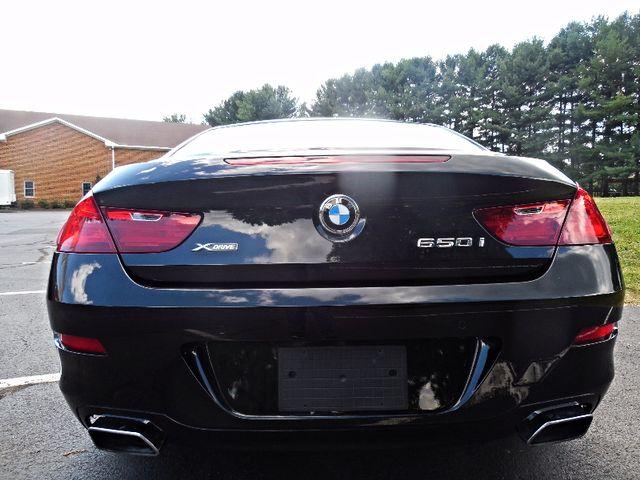 2013 BMW 650i xDrive Leesburg, Virginia 8