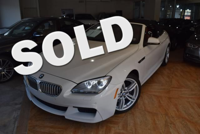 2013 BMW 650i xDrive 2dr Conv 650i xDrive Richmond Hill, New York 0