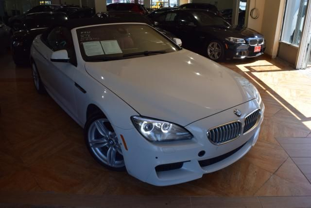 2013 BMW 650i xDrive 2dr Conv 650i xDrive Richmond Hill, New York 1