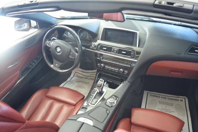 2013 BMW 650i xDrive 2dr Conv 650i xDrive Richmond Hill, New York 12