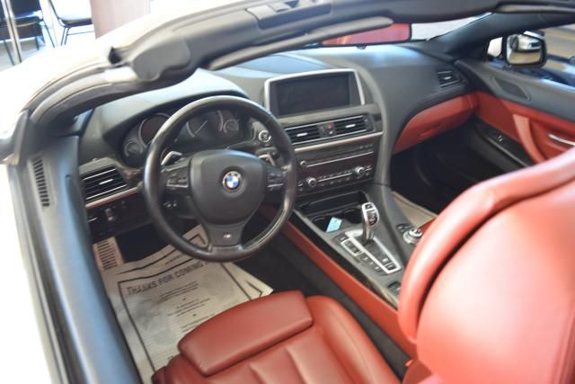 2013 BMW 650i xDrive 2dr Conv 650i xDrive Richmond Hill, New York 13