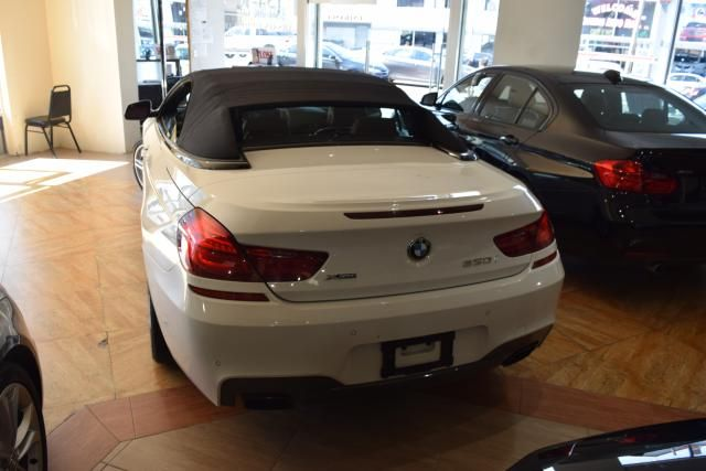 2013 BMW 650i xDrive 2dr Conv 650i xDrive Richmond Hill, New York 3