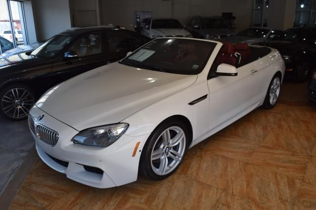 2013 BMW 650i xDrive 2dr Conv 650i xDrive Richmond Hill, New York 5