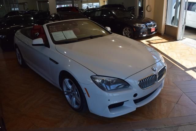 2013 BMW 650i xDrive 2dr Conv 650i xDrive Richmond Hill, New York 6