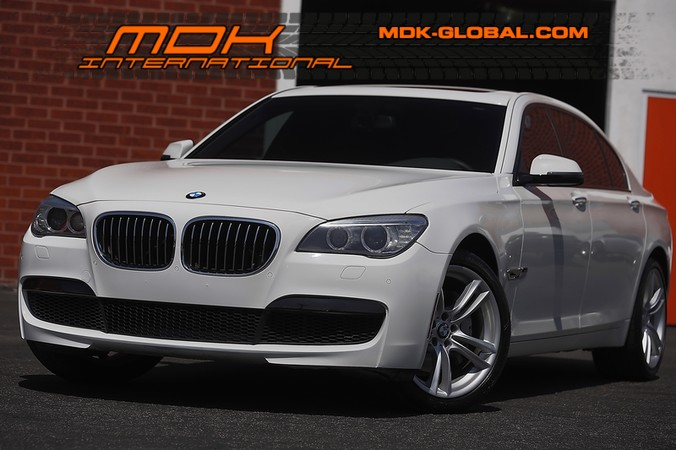 2013 BMW 740Li - M SPORT - 58K MILES  city California  MDK International  in Los Angeles, California