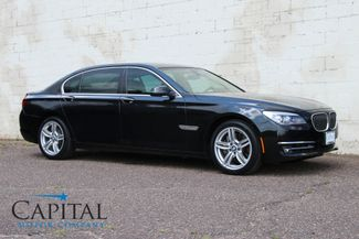 2013 BMW 7-Series xDrive AWD w/Executive Package, Heated & in Eau Claire, Wisconsin
