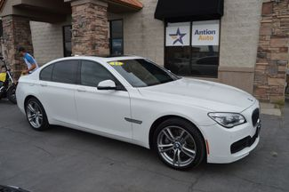 2013 BMW 750 in Bountiful UT