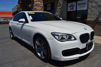 2013 BMW 750 in Bountiful UT