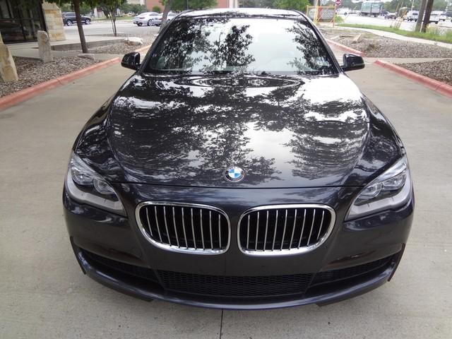 2013 BMW 750i Austin , Texas 8