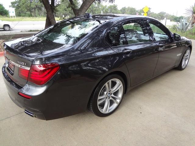 2013 BMW 750i Austin , Texas 5