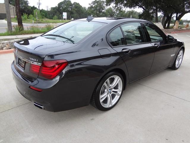 2013 BMW 750i Austin , Texas 14